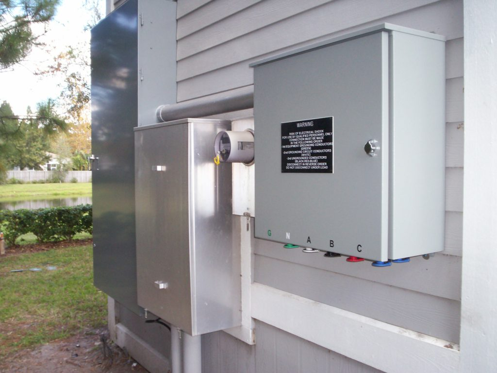Electrical Transfer Switch
