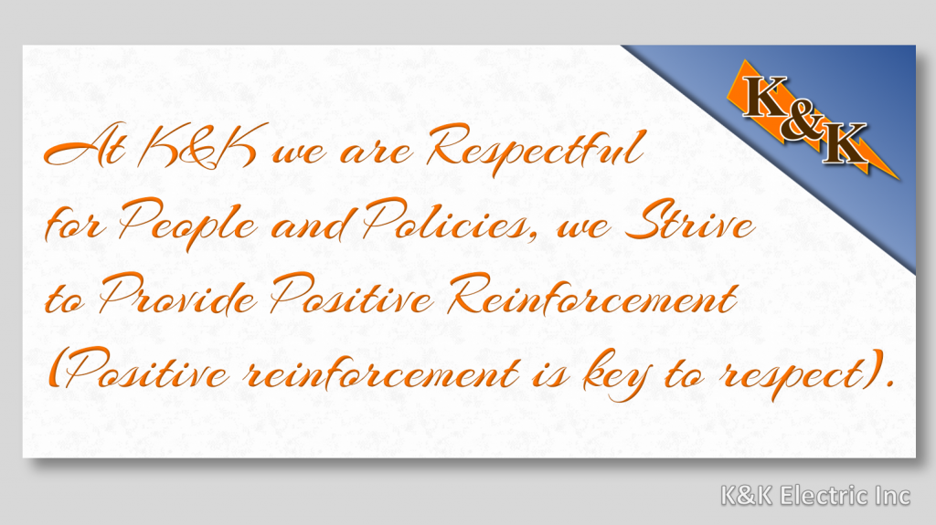 05) Strive to Provide Positive Reinforcement v2.1