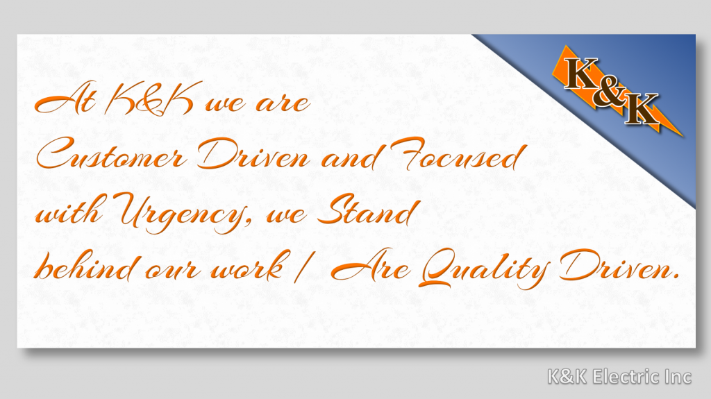 10) Stand behind our work - Are Quality Driven v2.1