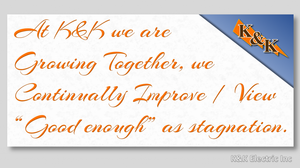 26) Continually Improve - View Good enough as stagnation v2.1